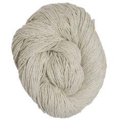 Berroco Indigo Yarn - slightly tweedy, worsted weight yarn composed of recycled denim and cotton