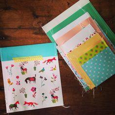 Paper bags, papieren zakjes