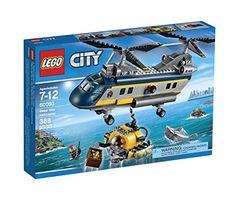 LEGO City Deep Sea Explorers 60093 Helicopter Building Kit LEGO http://www.amazon.com/dp/B00WHZDF9O/ref=cm_sw_r_pi_dp_eGFGwb1CEQ3Z8