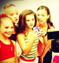 Maddie, Paige, Brooke and Payton