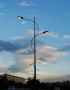 ☂The beauty of street lighting in the incomplete darkness- hengri lighting company-a street lighting supplier
