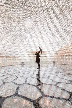 Expo 2015 Gallery: The Top 5 Milan Expo Pavilions, UK Pavilion – Milan Expo 2015 / Wolfgang Buttress. Image © Laurian GhinitoiuGallery: The Top 5 Milan Expo Pavilions, UK Pavilion – Milan Expo 2015 / Wolfgang Buttress. Expo Milano 2015, Expo 2015, Pavilion Architecture, Interior Architecture, Interior Design, Architecture Images, Chinese Architecture, Futuristic Architecture, Sustainable Architecture