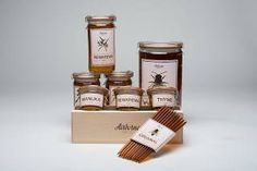 Airborne Honey (Student Project) via Packaging of the World - Creative Package Design Gallery http://ift.tt/1TfAcwP