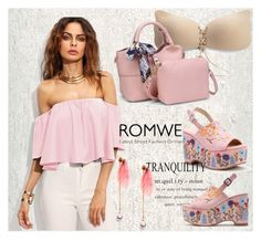 """R O M W E"" by mery-2601 ❤ liked on Polyvore featuring Élitis and modern"