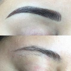 Amazing brows transformation microblading , microblading amazing procedure for b. Mircoblading Eyebrows, Threading Eyebrows, Eyeliner Tattoo, Eyebrow Tattoo, Perfect Eyes, Perfect Eyebrows, Eyebrow Design, Phi Brows, Eyebrow Embroidery