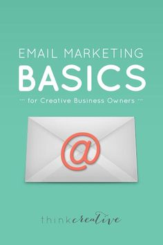 """So you keep hearing the following statement, """"As a business you should probably get around to sending out some 'professional' email."""" And you may be wondering where the heck you should start or if it is even worth your time. 