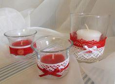 candeline profumate da utilizzare per colorare la vostra casa o come segnaposto per arricchire di profumi e calore la vostra tavola