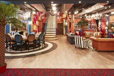 First look inside revamped Celebrity Big Brother house Big Brother House, Celebrity Big Brother, Lineup, Finals, Cool Designs, House Design, Celebrities, Google Search, Boss