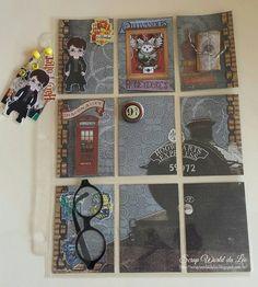 Harry Potter Pocket Letter