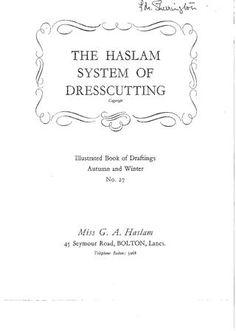 Lots of Vintage Haslam Book 27