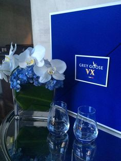 Thank you Grey Goose for allowing us to host your product launch party for Grey Goose VX. It was a beautiful evening!   #1826Collins #GreyGoose