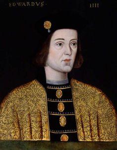 King Edward IV (1461 – 1483) Plantagenet Of York
