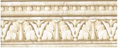 CRACKED STONE OLD ARCHITECTURE TANNED CROWN MOULDING Wallpaper bordeR Wall Decor #Norwall