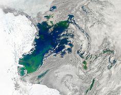 Antarctica's Ross Sea