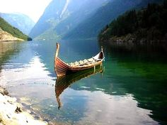 Panorama des fjords, Norvege