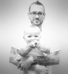 #tattoos #baby #kids #parentswithtattoos