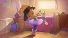 Hoy os traemos un interesante vídeo para trabajar en nuestras clases o tutorías con nuestros alumnos. Tamara es un corto de animación sobre una niña sorda que quiere ser bailarina, creado porHouse Boat AnimationStudio.