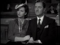 Crossroads (1942)    Not a particularly stellar film, but what can I say? I love everything with #WilliamPowell.