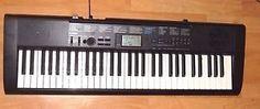 a keyboard casio ctk 1200 elektrisches klavier piano orgel rhytm jamstation