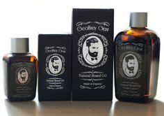 Geoffrey Gent Beard Oil - classic beard oil, that makes you feel like a real English gentleman.  What you will get:  - accurate and softer beard