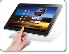 My latest toy...Samsung Galaxy Tab 10.1