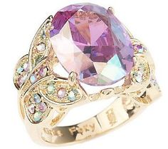 One of my favorite Kirks Folly rings~ butterfly kisses