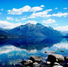 "This is absolutely true. Another pinner said: ""Hiker's Heaven, Lake McDonald Summer Bliss, Glacier Park, Montana by moonjazz, via Flickr"" #Montana"