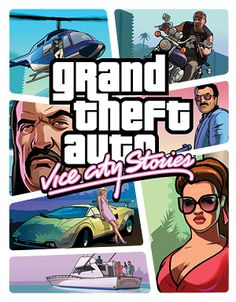 Grand Theft Auto: Vice City Stories by Rockstar Games