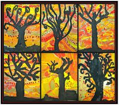 13 Best Autumn Images Autumn Art Fall Art Projects School Art
