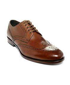 Hugo Boss Shoes, Hankie Wingtip Oxfords