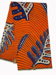 African fabric Ankara fabric by the yard African by Shopafrican