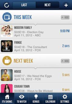UI i tv shows