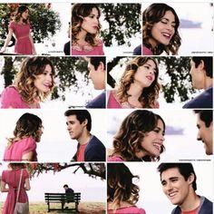 Leonetta ! Por que son ellos.. Jorge y Tini