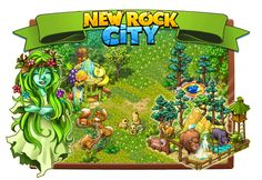 New Rock City: Earth Day 2016 Create Yourself, Create Your Own, Paradise City, Earth Day, Prehistoric, Comic Books, Rock, Stone, Comic Strips