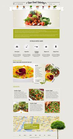 Raw Food II on Behance