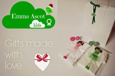 Emma Ascot kids. Vestidos y complementos de Comunión y ceremonia, camisetas para niños y niñas.: Regalos personalizados