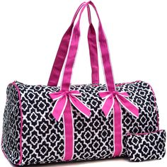 8dc35dd4ab Monogram Duffle Bag  Personalized Quilt weekends over night bag duffle gym travel  bag dance bag