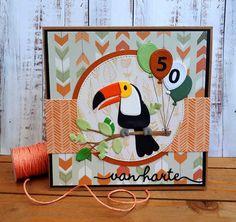 Bird Cards, Marianne Design, Scrapbooks, Paper Crafts, Van, Birds, Animals, Card Ideas, Silhouette