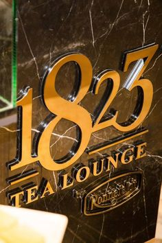 1823 Tea Lounge by Ronnefeldt in Bangkok, Thailand #Ronnefeldt #1823TeaLoungeByRonnefeldt #GaysornShoppingCentre