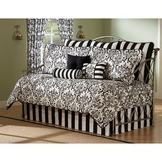 Enjoy a comfortable night's sleep with a new comforter set, includes 10-pieces.