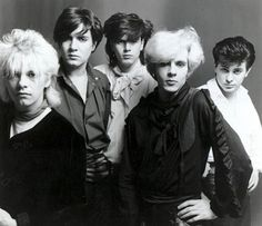 Duran Duran, 1981 - 1980s New Romantic fashion