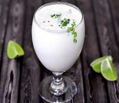 Coconut Lime Smoothie {Vegan}
