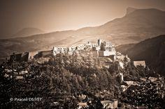 SM12 - Sisteron, la citadelle - Alpes de Haute Provence 04