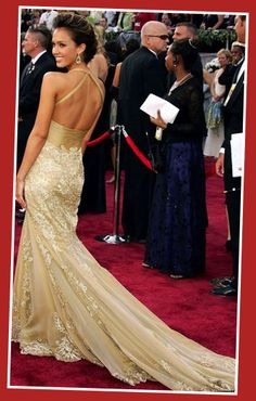 jessica alba image awards gold gown | Jessica-Alba-Formal-Dresses-Backless-Dresses-Red-Carpet-Dresses ...