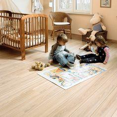 White Ash Laminate Flooring