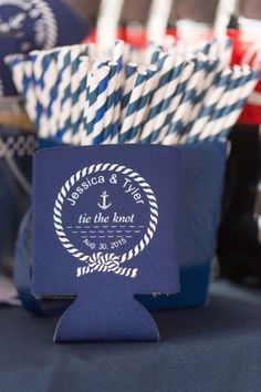 Nautical Wedding - Jami Thompson Photography