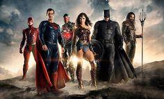 Liga da Justiça | Revelado Trailer Incrível do Novo Filme da DC Comics!