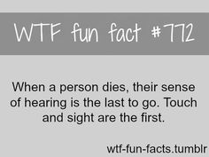 death facts  MORE OF WTF-FUN-FACTS are coming HERE  funny and weird facts ONLY