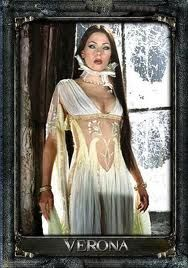 I am obsessed with costumes from the movies! I write a weekly blog about my favorite costumes! Last week I was raving about the brides of Dracula from the movie Van Helsing @ http://rixxisplace.blogspot.com/