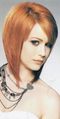 Totally uses to have my hair this color and cut junior yr of high school, kinda miss it too
